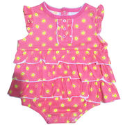Babies' romper dress from China (mainland)
