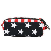 Fashion female small cotton cosmetic bag from China (mainland)