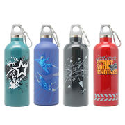 BPA free custom stainless steel metal water bottle from China (mainland)
