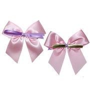 Polyester satin ribbon bow Manufacturer