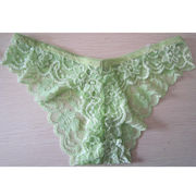 China Lace G-strings