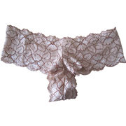 China Women's Lace G-string