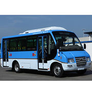 Euro 3 25 Seats Diesel Engine Shuttle Bus from China (mainland)