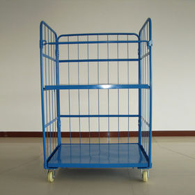 Wire steel storage container from China (mainland)