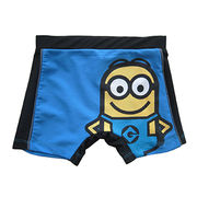Beach swimwear for boys, 80% polyamide and 20% elastane, comfortable, breathable, quick dry