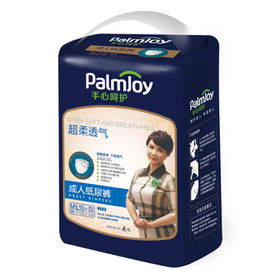 China FDA Certified Adult Diaper