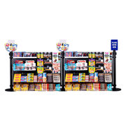 FITS EXISTING BARRIERS Queue Merchandizing Panel for Store