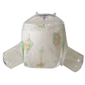 Ultra-thin disposable baby diaper from China (mainland)