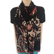 100% Silk Scarf from China (mainland)