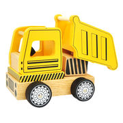 2015 promotional DIY children's wooden truck toy from China (mainland)