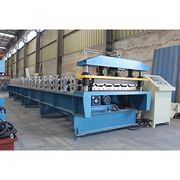 Steel roof panel cold roll forming machine Manufacturer