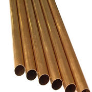 Brass straight tube from China (mainland)