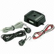 Ultrasonic Sensor with Adjustable Sensitivity, for Vehicles