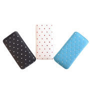 Leather case for iPhone 5S/5C/5 from Taiwan