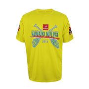 Jersey T-shirt from China (mainland)
