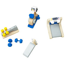Kid's Wooden Gym Equipment Toy from China (mainland)