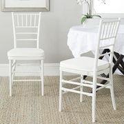Polycarbonate Resin Chiavari Chair