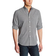 Men's Long-sleeved Casual Shirts from China (mainland)