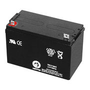 China 12V 100Ah Deep Cycle Solar Battery