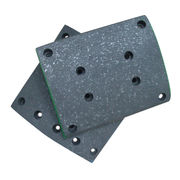 Non-asbestos brake lining for trucks from AVIC Fujian Co. Ltd (Auto Parts)