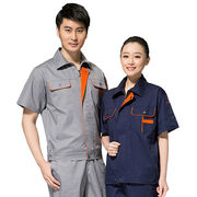 Coveralls-customized logo and labels are accepted from China (mainland)
