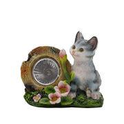Decorative Polyresin Cute Small Cat statue Manufacturer
