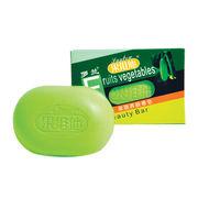 China Fruits/vegetables bath soap bar
