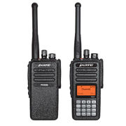Digital Two-way Radio, TDMA 1000 Channel Dual Mode, IP67 Rated, Ambe + 2 Vocoder 12.5kHz Space from Xiamen Puxing Electronics Science & Technology Co. Ltd
