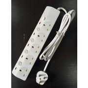 Wholesale power strip extension socket 13A British plug, power strip extension socket 13A British plug Wholesalers