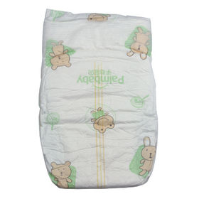 Biodegradable nonwoven baby diapers from China (mainland)