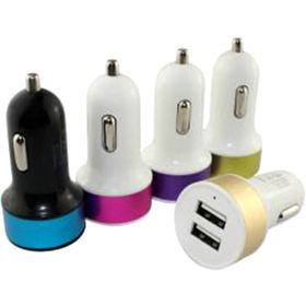 2 USB Car Charger Manufacturer