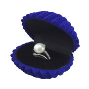 Velvet Ring Jewelry Box Manufacturer