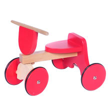 2015 Christmas Gift Kid's Wooden Ride-on Cars,Wholesale, Unit Meas:49*33*35.5cm, Model No:W16A010