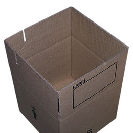 Corrugated box, suitable for bulk goods packaging/makes shipment safer, OEM orders welcomed