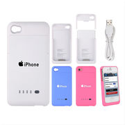 Promotional iPhone 4 Charging Power bank Case from China (mainland)