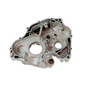 Motorcycle right box die casting product from China (mainland)