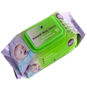 Pearl embossed nonwoven wet wipes from China (mainland)