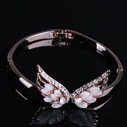 Opals Angel Wing Bangle from China (mainland)