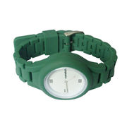 Silicone watches from China (mainland)