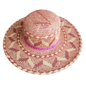 Unique Woven Straw Hat