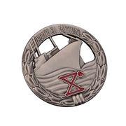 Metal badge from China (mainland)