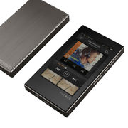 High-fidelity audio player, with studio-quality sound, reproduced perfectly