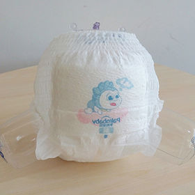 Disposable baby pull ups from China (mainland)