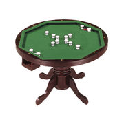 Wooden 3 in 1 bumper pool table Manufacturer