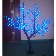 1.5M Blue LED Christmas Outdoor Garden Blossom Tre from China (mainland)