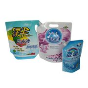 Standup Laundry Detergent Packaging from China (mainland)
