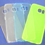 China Ultra-thin TPU Case for Samsung S6 & S6 Edge, OEM & ODM Orders are Welcomed