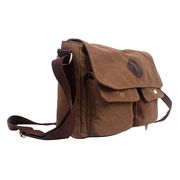 Canvas shoulder bags from Hong Kong SAR