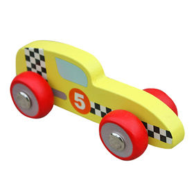 Wooden toy sport cars from China (mainland)