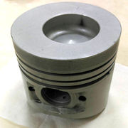Aluminium piston from Taiwan